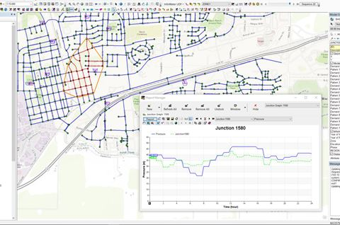 Hydraulic Modeling Software for Water Distribution | InfoWater