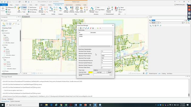 Hydraulic Modeling Software For Water Distribution Infowater