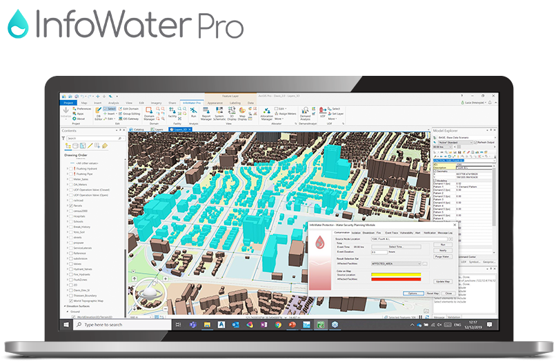 InfoWater Pro
